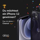 alao Gewinnspiel: iPhone 12, CHF 500.- Zalando Gutschein und mehr zu gewinnen