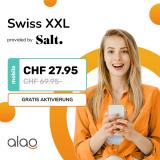 Salt Swiss XXL Abo bei Alao