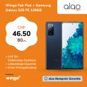 Wingo Fair Flat + Samsung Galaxy S20 FE 128GB