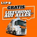 LIPO: Gratis Lieferung auf alles ab CHF 499.- Stückpreis