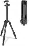 Kamera-Stativ Manfrotto Element Traveller Aluminium Kit (MKELES5BK-BH) bei Amazon