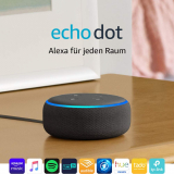 2 Stück Amazon Echo Dot (3. Gen.) für 39.99€ – keine Lieferung nach CH
