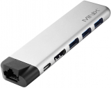 MINIX NEO C-D PRO USB-C-Multiport-Adapter für Apple MacBooks bei MediaMarkt