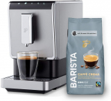 Tchibo Kaffeevollautomat Esperto Caffè inkl. 1kg Kaffeebohnen Barista nach Wahl im Tchibo Shop