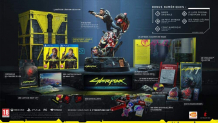 Cyberpunk 2077 Collector's Edition (F) für die Playstation bei amazon.fr