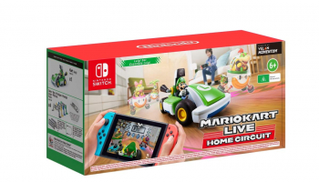 Mario Kart Home Circuit – Luigi [Switch]
