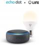 Echo Dot (3. Gen.) + LIFX White Smarte LED-Lampe