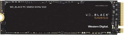 WD BLACK SSD SN850 2TB (7 GB/s Lese-, 5.1GB/s Schreibgeschwindigkeit) ohne Heatsink bei amazon.es