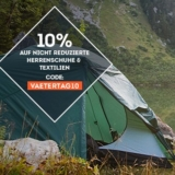10% auf Herrenschuhe und –textilien bei SportScheck, z.B. On Cloud Laufschuhe für CHF 152.96 statt CHF 169.95