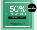 Dosenbach: Sunday Deal – 50% auf Nike