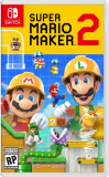 Sammeldeal: Switch Spiele in die Schweiz – z.B. New Super Mario Maker 2 oder Splatoon 2 für 39,22€, Smash Bros für 45,99€