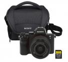 Sony Alpha 7II Kit mit 28 – 70 Objektiv, Tasche und 64 GB SD Karte