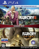 Far Cry 4 + Far Cry Primal im Bundle (PS4) für 18.90CHF (PSN Store)