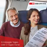 Günstige SBB-Tageskarten im Postshop