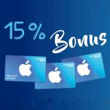 15% iTunes Geschenkkarte Bonus bei ALDI (CHF 50 / 100 / 200)