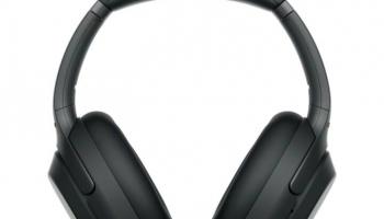 Sony WH-1000XM3 Bluetooth-Overear-Kopfhörer mit aktiver Geräuschunterdrückung bei microspot