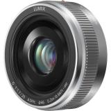 Panasonic Lumix G 20mm F/1.7 II Asph., Silver