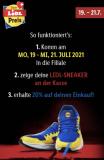 "Lidl: 20% ""Fan""-Rabatt mit LIDL Sneakers"