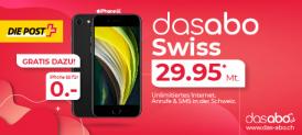 """[offline] """"Das Abo Swiss"""" mit gratis iPhone SE bei der Post"""