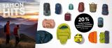 SportXX: 20% Rabatt auf alle Ruck- & Schlafsäcke, Matten und Gästebetten