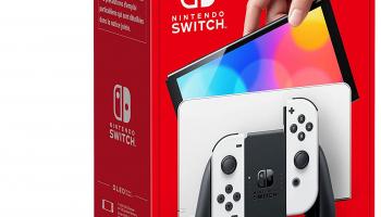 Nintendo Switch OLED in Weiss bei Amazon Frankreich zum neuen Bestpreis!