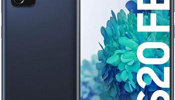 Samsung Galaxy S20 FE Dual-SIM, 128GB, 6.0GB RAM, Cloud Navy bei Amazon
