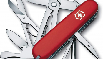 Victorinox Taschenmesser Deluxe Tinker bei Amazon