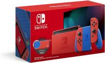 Nintendo Switch V2 Mario Red & Blue Edition bei amazon.fr