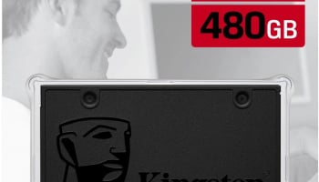 Kingston A400 480GB SATA SSD bei Amazon zum neuen Bestpreis