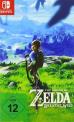 The Legend of Zelda – Breath of the Wild für die Switch als physisches Medium