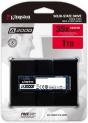 Kingston A2000 (SA2000M8/1000G) 1TB interne SSD bei Amazon zum Bestpreis