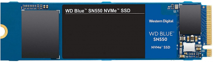 WD Blue SN550 NVMe SSD 1TB – Bestpreis!