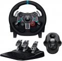 Gaming-Lenkrad Logitech G29 + Shifter (PS3/PS4/PC) bei Amazon / G920 (XB1/PC) bei melectronics