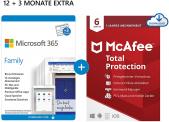 Microsoft 365 Family   Office komplett   1 TB OneDrive-Speicher