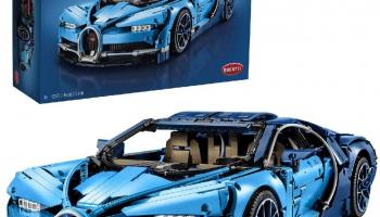 Lego Technic Bugatti Chiron 42083 bei Amazon