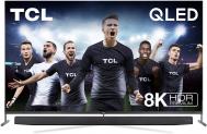 8K QLED-Fernseher TCL 75X915 mit FALD, HDMI 2.1, Soundbar & AndroidTV bei digitec