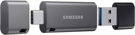 Samsung Duo Plus 256GB Typ-C bei Amazon