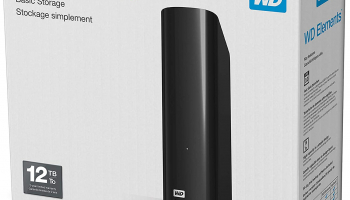 Western Digital Elements 12TB HDD bei Amazon