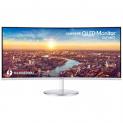 Samsung LC34J791WTUXEN QLED-Bildschirm (34″ Curved VA, UWQHD, 100Hz, 300 Nits, 125% sRGB) bei Mediamarkt