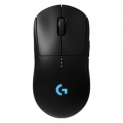 LOGITECH G Pro Wireless Gaming Mouse, Schwarz (910-005272)