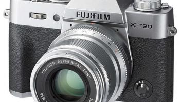 Fujifilm X-T20 Kit, XF 18-55mm bei revendo