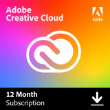 Adobe Creative Cloud Individual12 Monate, Windows & Mac OS X