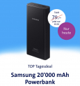 Bestpreis – Samsung 20'000 mAh Powerbank (EB-P5300)