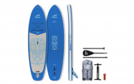 INDIANA Stand Up Paddle Board 10.6″ Family Pack bei microspot oder im Blickdeal