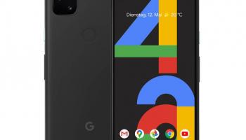 Google Pixel 4a bei amazon.de