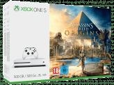 Hammer – Xbox One S 500GB inkl. Assassins Creed Origins (Code) und Red Dead Redemption 2 bei Mediamarkt