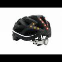 Livall Fahrradhelm BH62/BR80, schwarz/weiss