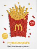 Neues McDonalds Bonusprogramm – gratis Hamburger oder Kaffee oder Apfeltasche