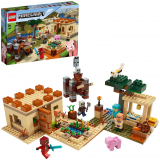 LEGO-Set Minecraft – Der Illager-Überfall bei Amazon.de