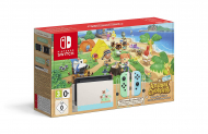 Nintendo Switch V2 im Animal Crossing Design bei Interdiscount
